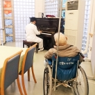 大原先生ピアノ演奏
